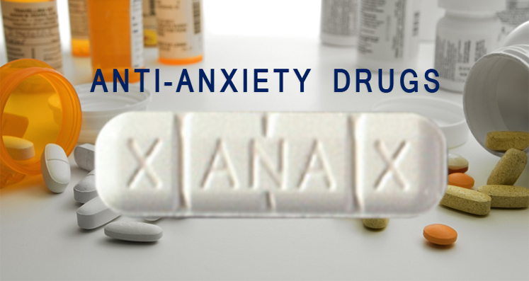 anxiety medication list